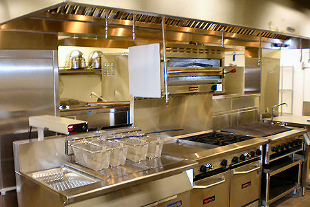 Commercial kitchen equipment commerical kitchen design for Best commercial kitchen designs